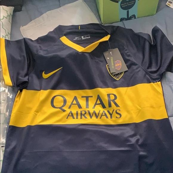 sale retailer 19ad9 7d01d Boca Juniors Camiseta Jersey 2019 NWT